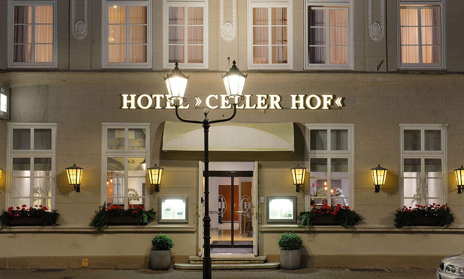 Celler Hof 3 Sterne Hotel In Der Historischen Altstadt Von Celle