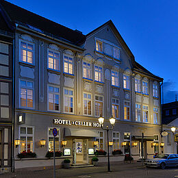 Celle And The Hotel Celler Hof